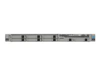 Cisco UCS Smart Play 8 C220 M4 SFF Entry Plus Expansion Pack - kan monteras i rack - Xeon E5-2630V3 2.4 GHz - 64 GB - 0 GB UCS-EZ8-C220M4-EP