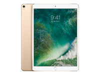 "Apple 10.5-inch iPad Pro Wi-Fi + Cellular - surfplatta - 512 GB - 10.5"" - 3G, 4G MPMG2KN/A"