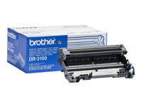 Brother DR-3100 - Valsenhet - för Brother DCP-8060, 8065, HL-5240, 5250, 5270, 5280, MFC-8460, 8860, 8870 DR3100