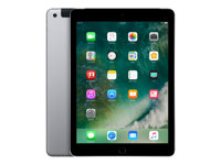 "Apple 9.7-inch iPad Wi-Fi + Cellular - 6:e generation - surfplatta - 32 GB - 9.7"" - 3G, 4G MR6N2KN/A"